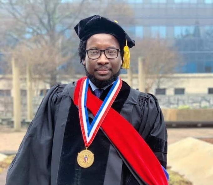 """It took me 3 yrs to hit my PhD"" - Sonnie Badu tells critics"