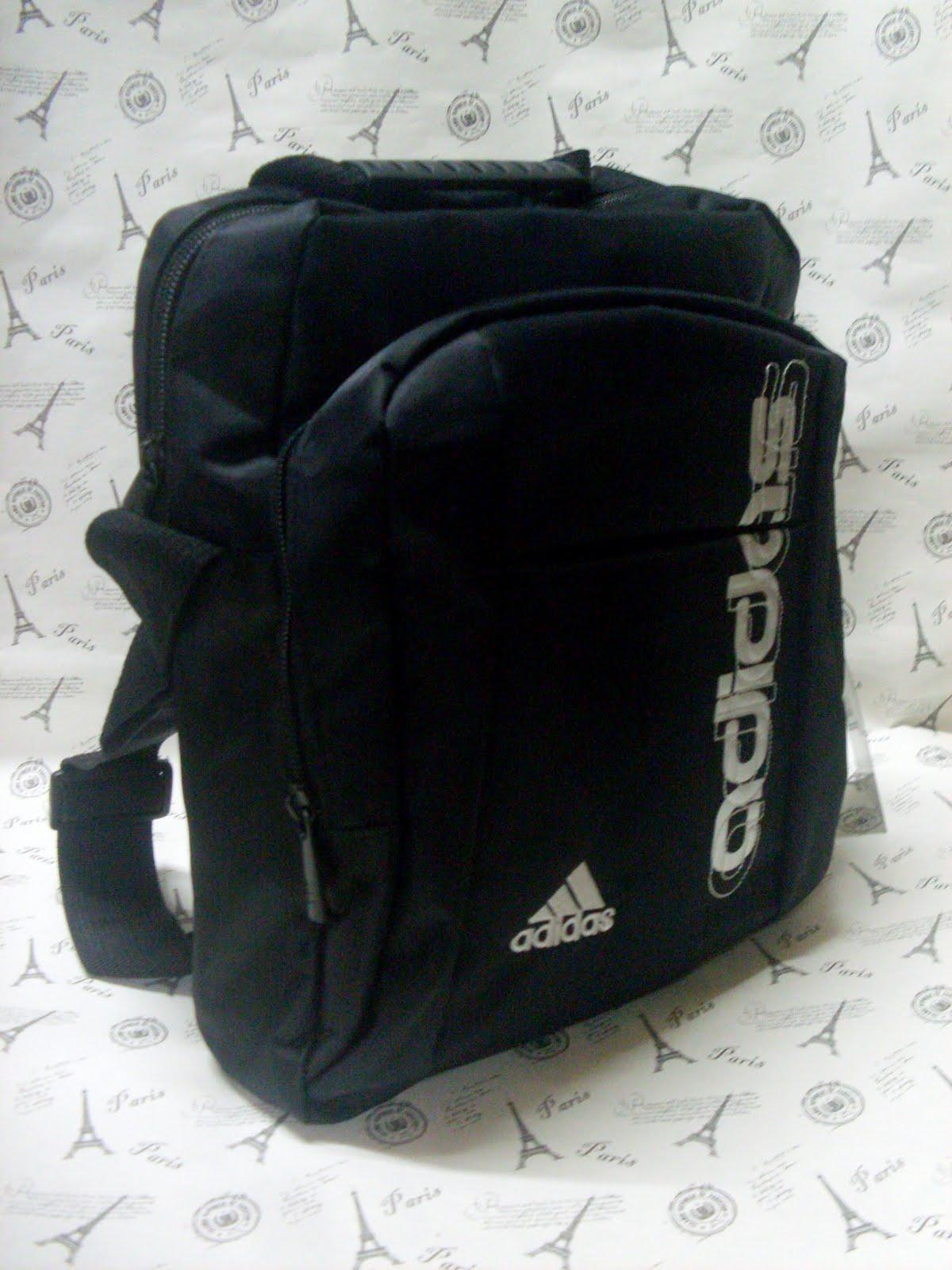 Ioryfashion Bag Collection  Adidas Gold or White Logo Sling Bag ON ... 3f3d460718b12