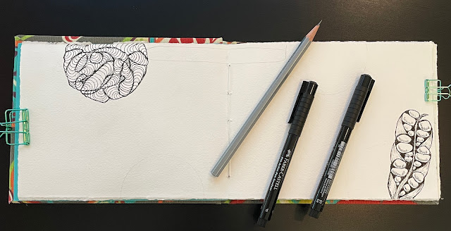 Zentangle Swatch Book