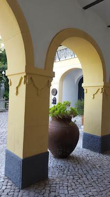 (Almost) Wordless Wednesday - the wine cellars, José Maria da Fonseca
