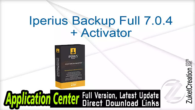 Iperius Backup Full 7.0.4 + Activator