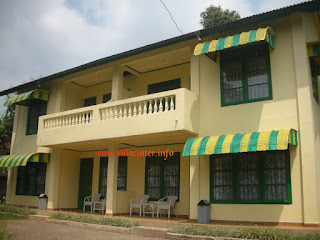 villa 2 kamar di wisata ciater