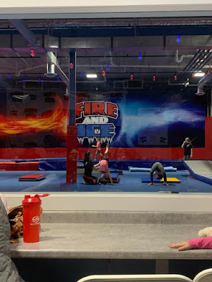 Fire & Ice Tumbling