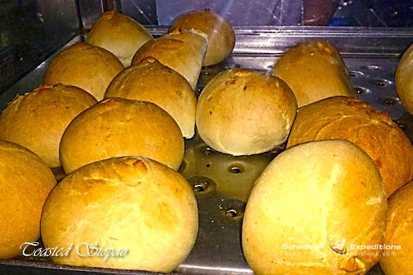 Toasted Siopao - Food Trip - Naga City - Schadow1 Expeditions