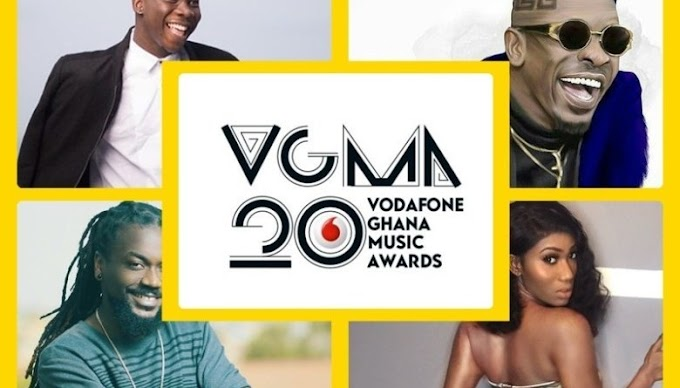 2019 VGMA NOMINEES LISTS