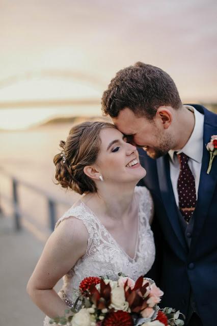 nebraska couple wedding