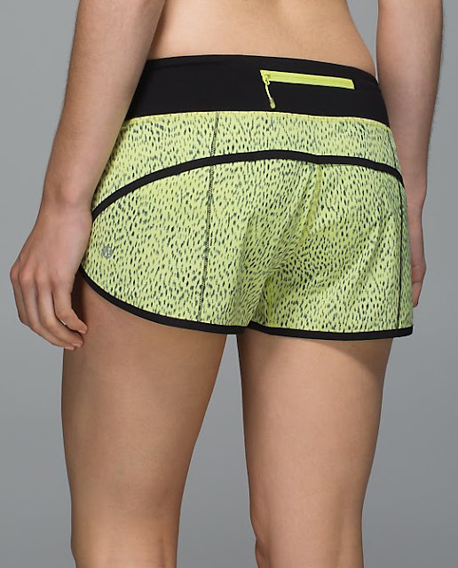 lululemon clarity-dottie-dash speed shorts