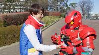 Kaito meets Juran