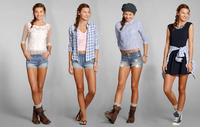 Summer Outfits for Teenage Girls Latest 2016