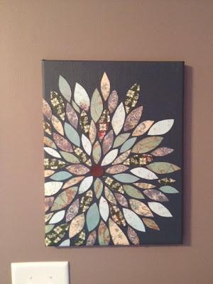 Faça você mesmo telas decorativas