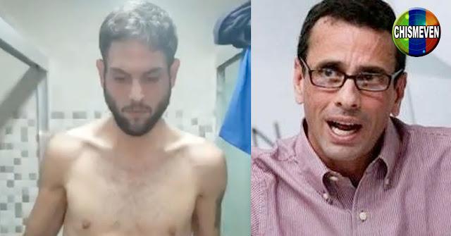 Capriles dice que Requesens fue liberado por la Bondad de Maduro pero sin ningún trueque