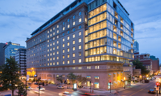 Ritz-Carlton Montréal Hotel