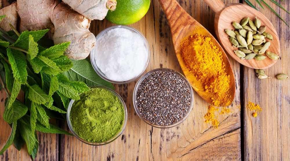 Jamu herbal untuk menangkal inveksi virus Corona