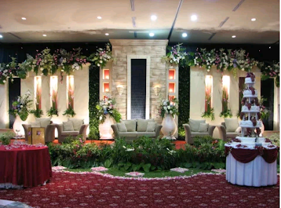wedding dekor