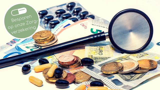 Besparen op je zorgverzekering