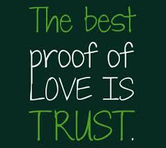 Trusts Quotes Iamhja