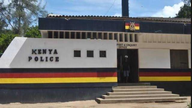 Police in Kisumu