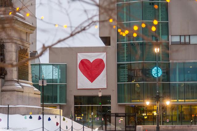 Portland, Maine Photo by Corey Templeton Valentines Day 2021
