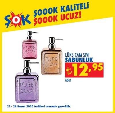 Cam Sabunluk Fiyatı 12,95₺