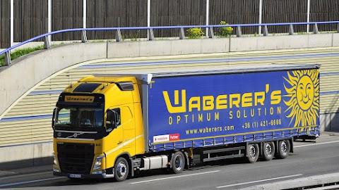 Waberer's: csökkenő árbevétel, nagyobb veszteség