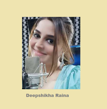 Deepshikha Raina Age, Wiki, Height, Songs, Net Worth, Biography