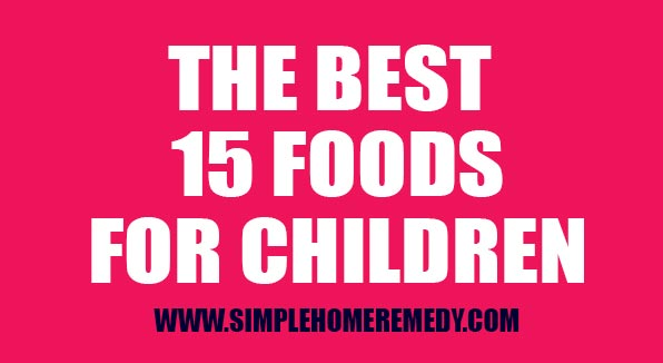 BEST FOOD FOR CHILD