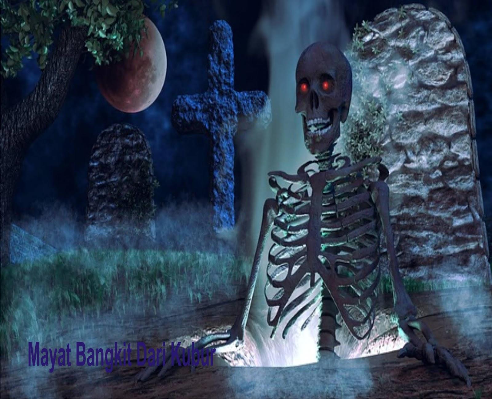 Mayat bangkit dari kubur