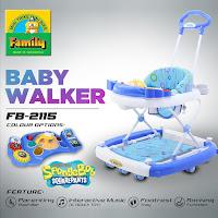 Baby Walker Family SpongeBob