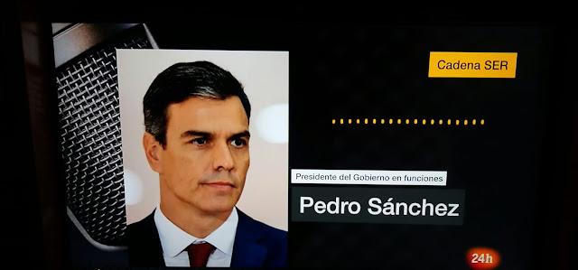 """Sánchez califica de """"trucada"""" la consulta de Unidas Podemos y da por rotas las negociaciones"""