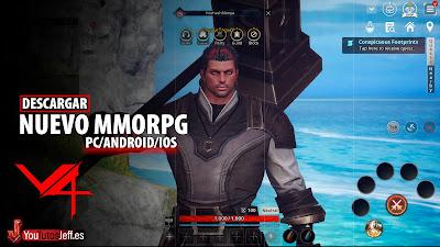 Como Descargar V4 MMORPG para PC Gratis