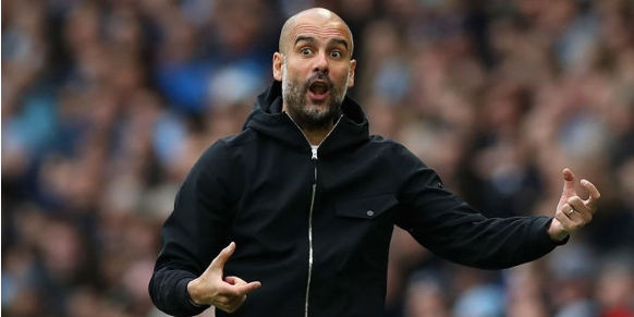 City Too Strong, Guardiola Poor Look Conte and Mourinho
