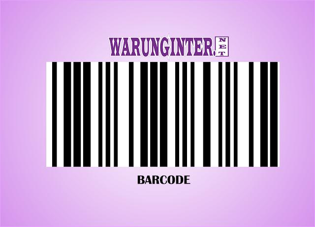 Membuat Barcode Pada Microsoft Excel dan Microsoft Word