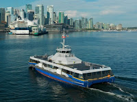 Take a Sightseeing Tour of Vancouver on the SkyTrain and Sea Bus