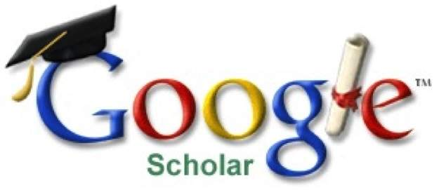 Logo Google Cendikia atau scholar