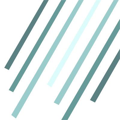 Rain Showers - free modern quilt block
