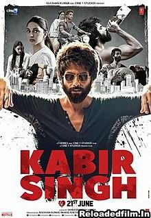 Kabir Singh (2019) Full Movie Download  480p 720p 1080p