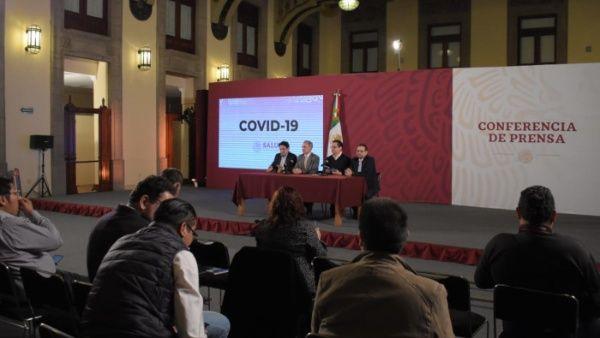 México confirma cuarto caso de coronavirus COVID-19