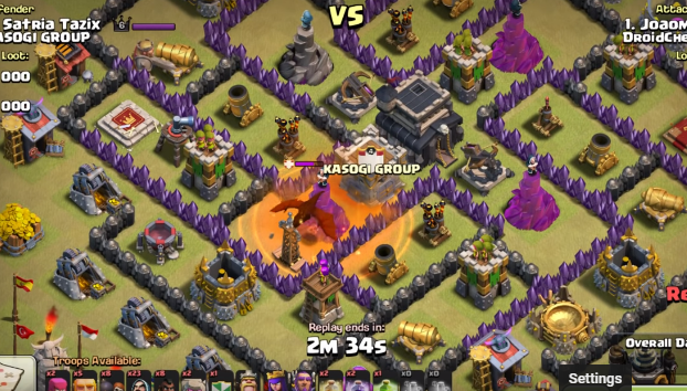 Clash of Clans v11.185.13 APK Download APK + OBB