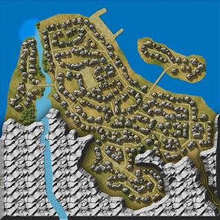 Mapas Rol Ciudad Tredjeholm