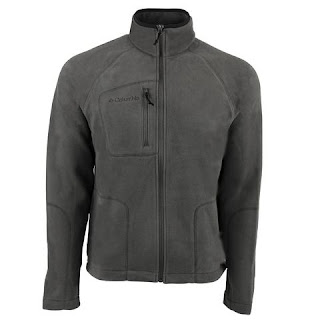 men's western tech columbia jacket
