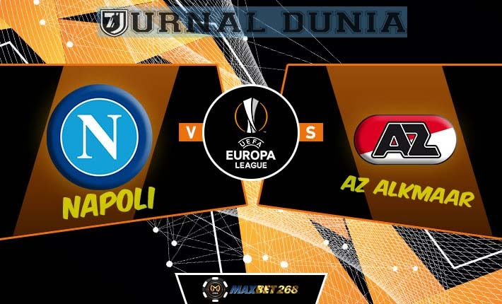 Prediksi Napoli Vs Az Alkmaar Kamis 22 Oktober 2020 Pukul 23 55 Wib Jurnal Dunia