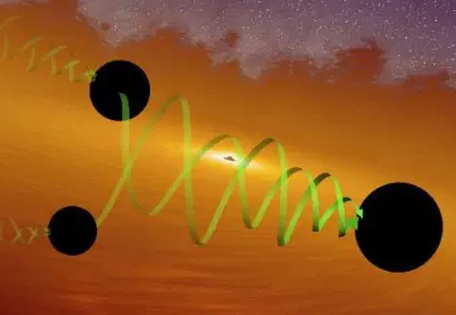 Novo tipo de buraco negro detectado