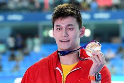 Akibat Doping, Pengadilan Swiss Batalkan Larangan Bertanding Perenang China Sun Yang