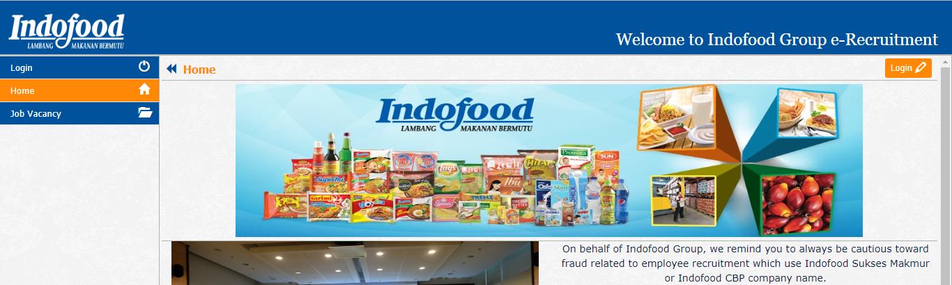 Lowongan Kerja Pt Indofood Cbp Sukses Makmur Tbk 31 Maret 2020 Lokertani Com Loker Pertanian Indonesia