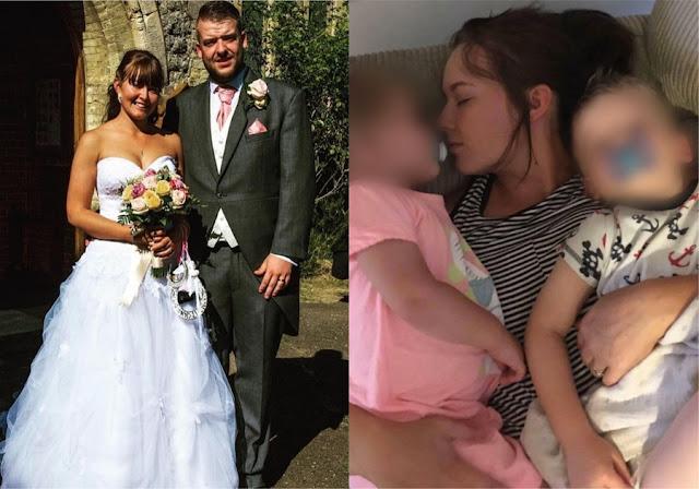 Умирающая от рака мама нашла способ, как быть рядом со своими тремя детьми даже после смерти