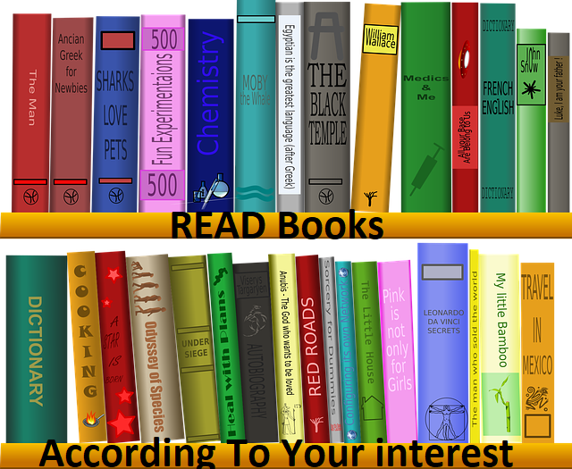 Books of your interest