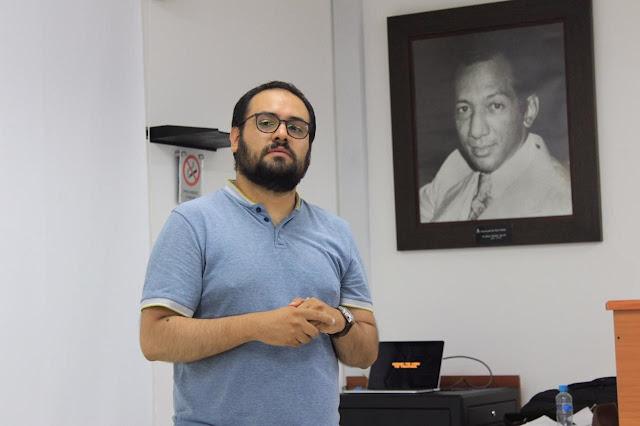 En Areandina experto en marketing digital dictó taller 'Domina Tus Redes Sociales'