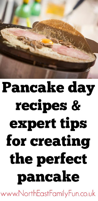 Pancake day recipes and expert tips for creating the perfect pancake