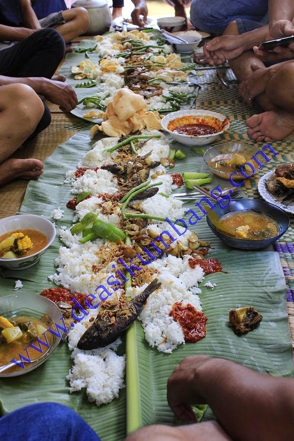 Wisata Kuliner Cianjur Nasi Liwet Buatan Nini
