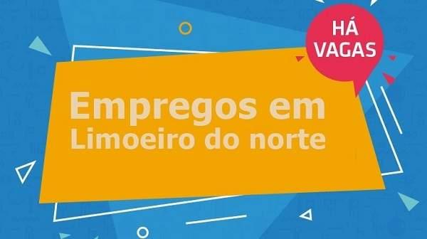 Supermercado Pinheiro oferece vagas de emprego e estágio em Limoeiro